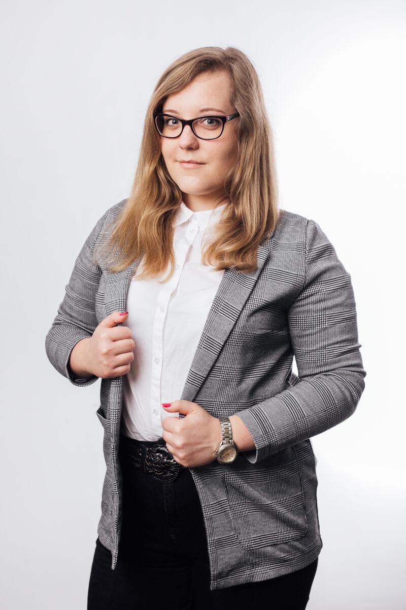 Paulina Gottfried - aplikant adwokacki - Kancelaria adwokacka Kraków